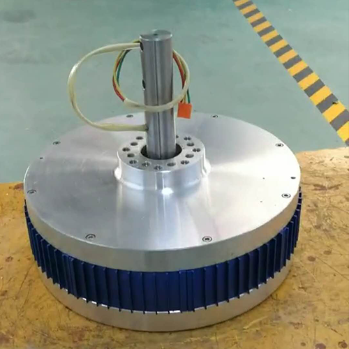 Direct drive permanent magnet synchronous motor