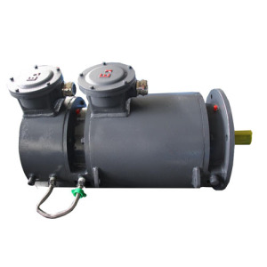 Water cooled high temperature resistant motor