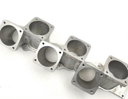 CNC turning machining aluminum parts