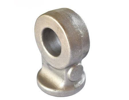 élément d 'forgeage thermique pour pièces mécaniques de construction