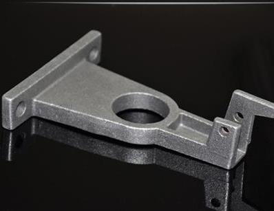 Carbon steel bearing block castings