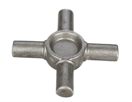 Forged cross universal joints parts