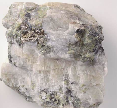To Show You the Content of Magnesite and Distribution?