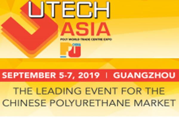 UTECH Asia 2019 (5.-7. September 2019)