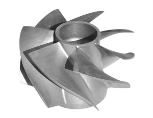 silica SOL casting stainless steel pump parts impeller.jpg