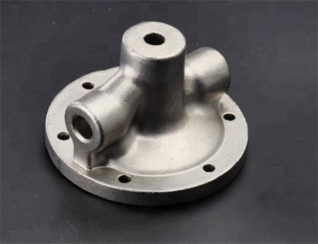 Valve cap steel casting