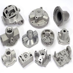 CNC machining steel casting parts