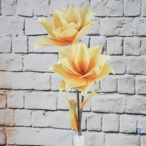 Artificial Flower Hademade Eva Flower For Home Decoration Supermarket Hotel Restaurant Airport Window Show