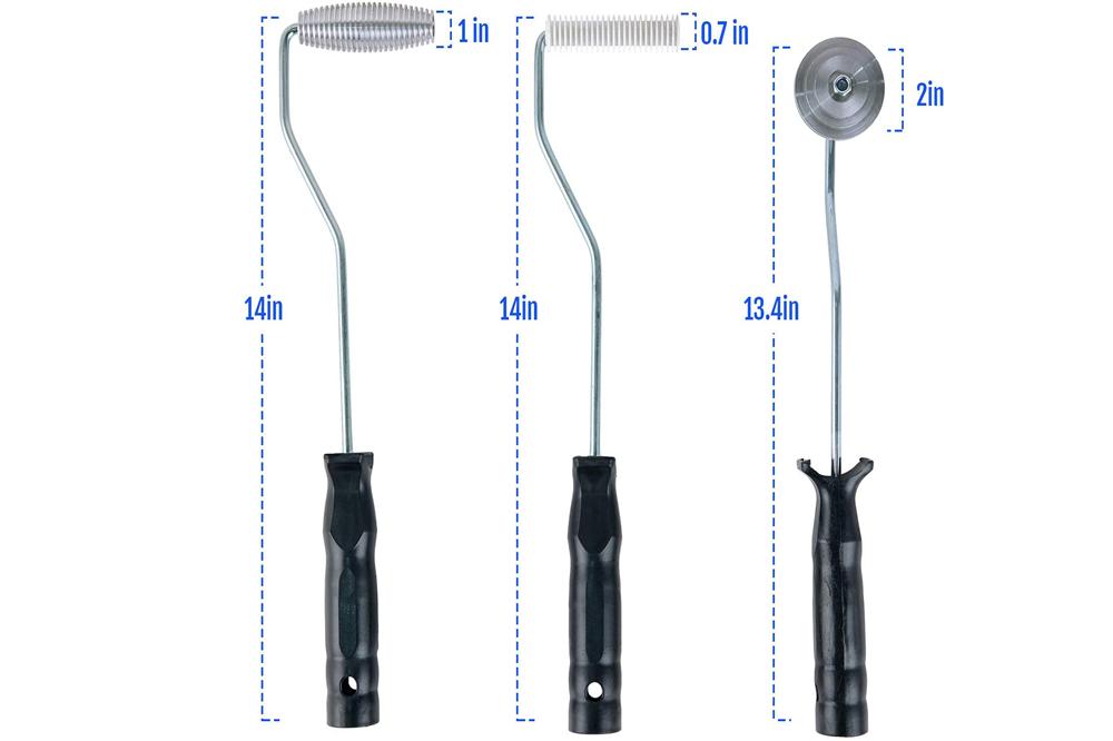 Fiberglass Roller Tools Kit