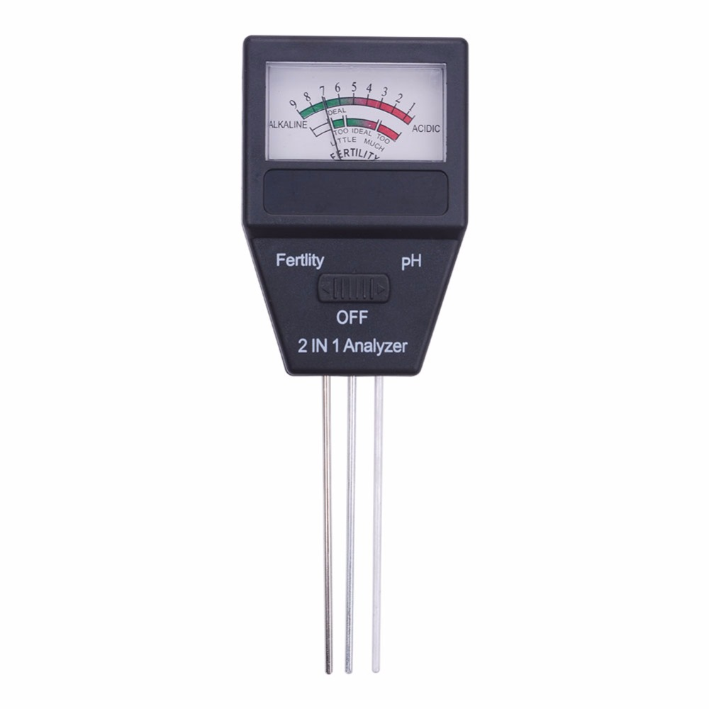 VP-S03 2 in 1 Soil meter ( PH & Fertlity )