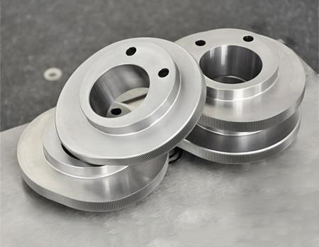 CNC Machining Die Forged Eccentric Wheel