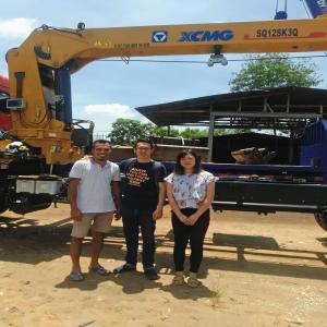 XCMG SQ12SK3Q Crane LMI