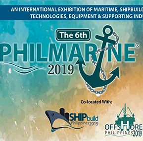 Weite already booked the booth for the coming Philmarine 2019