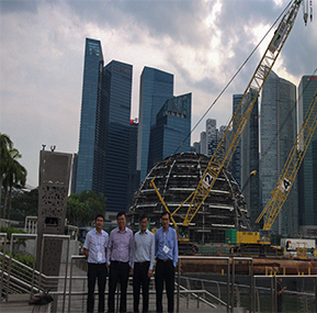 WTAU onshore and offshore crane safety device unveiled at the 7th SEA ASIA 2019