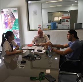 WTAU en Afrique enthousiaste - voyage au Nigeria