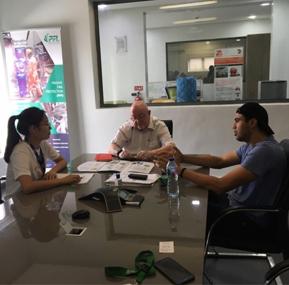 WTAU in Enthusiastic Africa - Nigeria trip