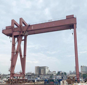 WTAU crane monitoring systems serve for Pedestal Deck cranes&Gantry cranes of shipyard