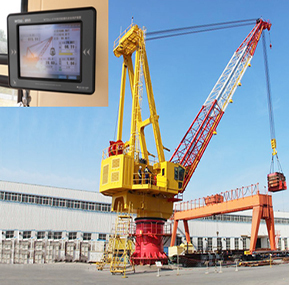 Weite signed new Pedestal Crane safety devices Projects with Dongfeng Power Plant