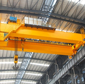 The bridge cranes'safety monitoring system