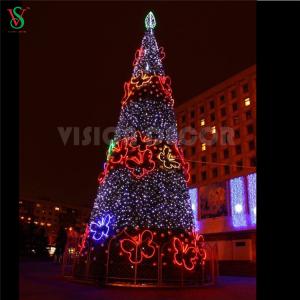 30ft Christmas Decoration Tree