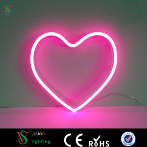 USB Neon Table Light Sign