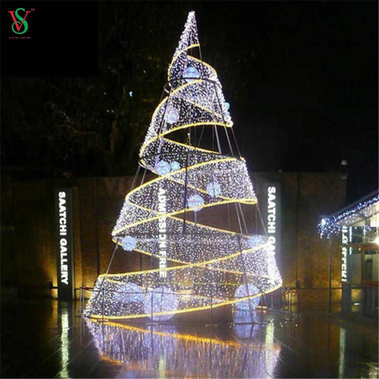 Spiral Tree Light