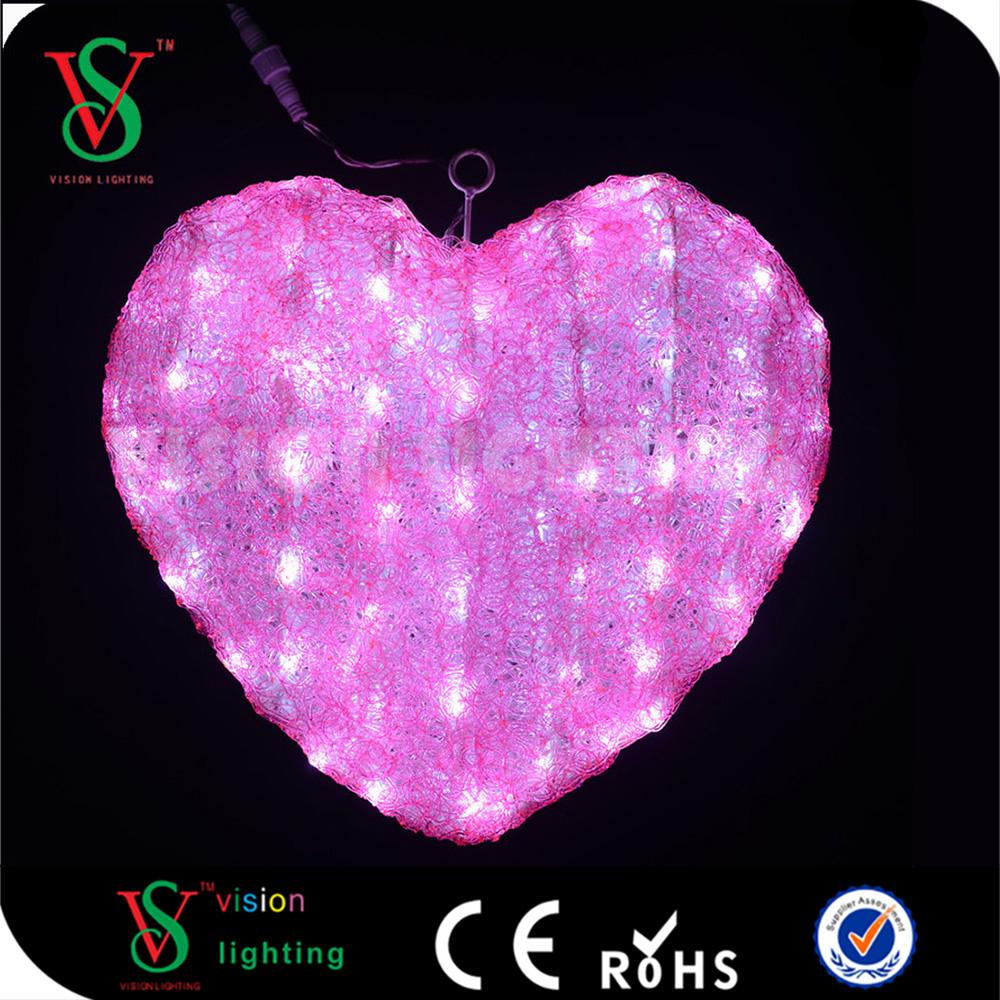 Wedding Heart Motif Light