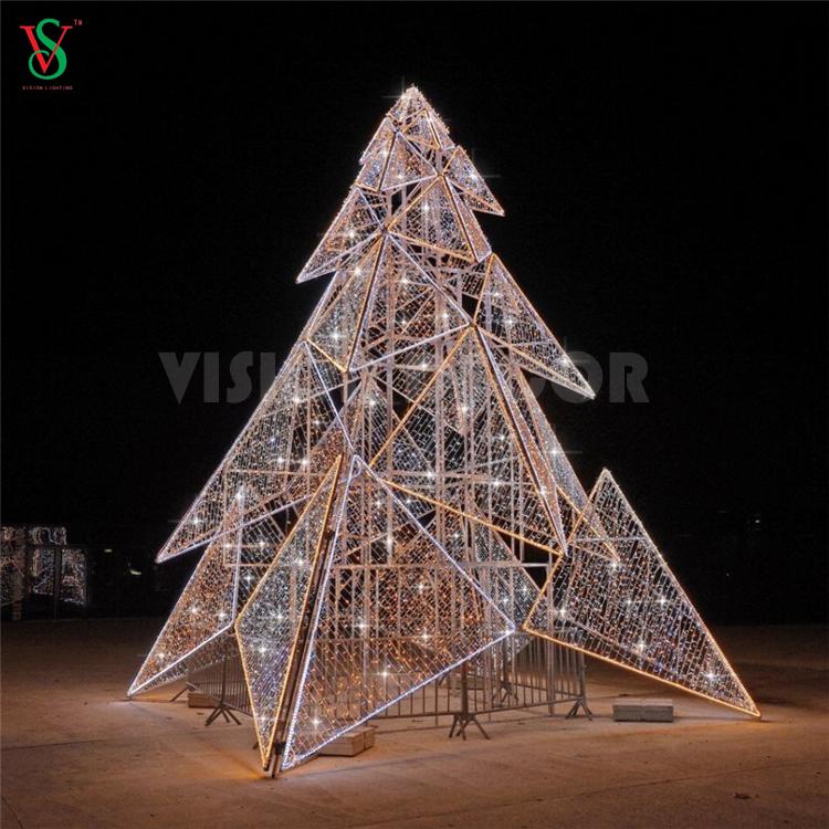 LED Artificial Christmas Motif Tree