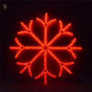 2D Rope Motif Light for Holiday