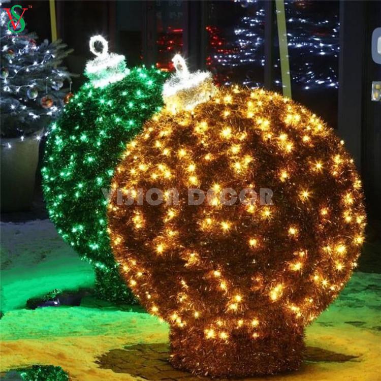 3D Ball LED Motif Lights