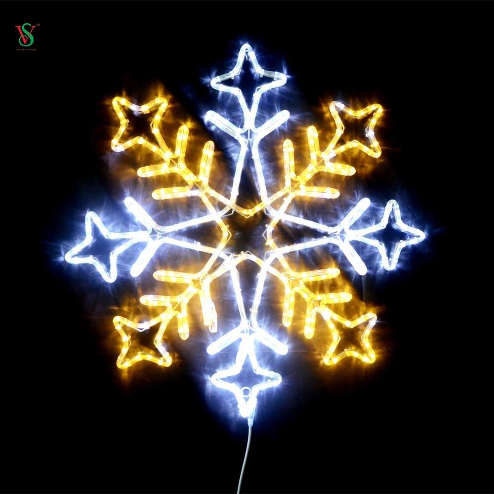 Wall Decoration Snowflake Light