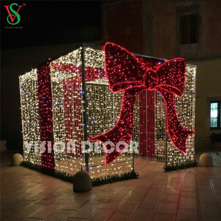 3D LED Decoration Lights