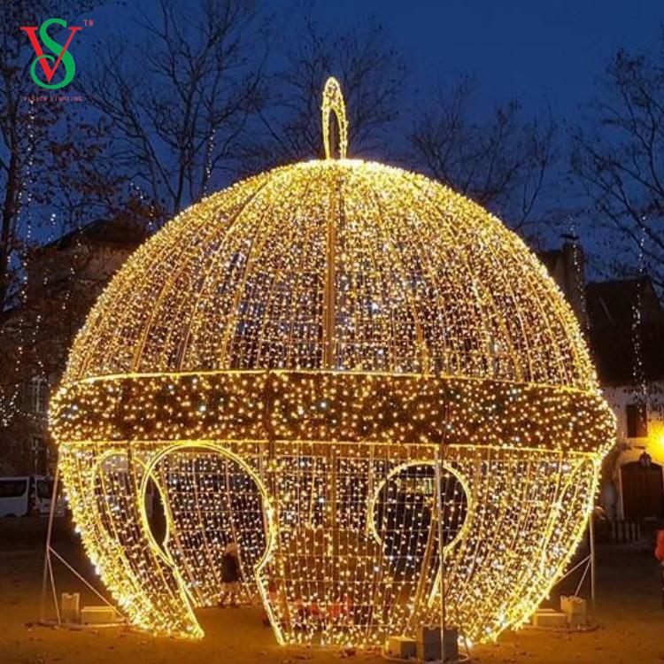 Christmas Xmas Balls Lights