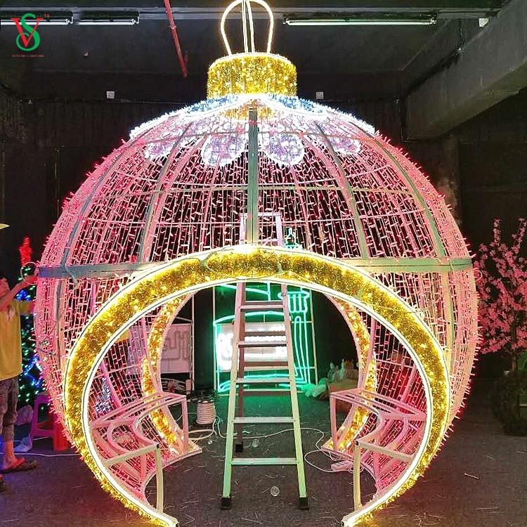 3D Sculpture light
