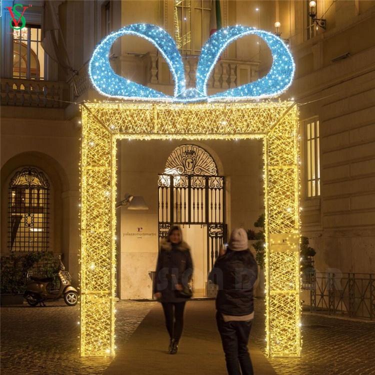Arch 3D Motif Light