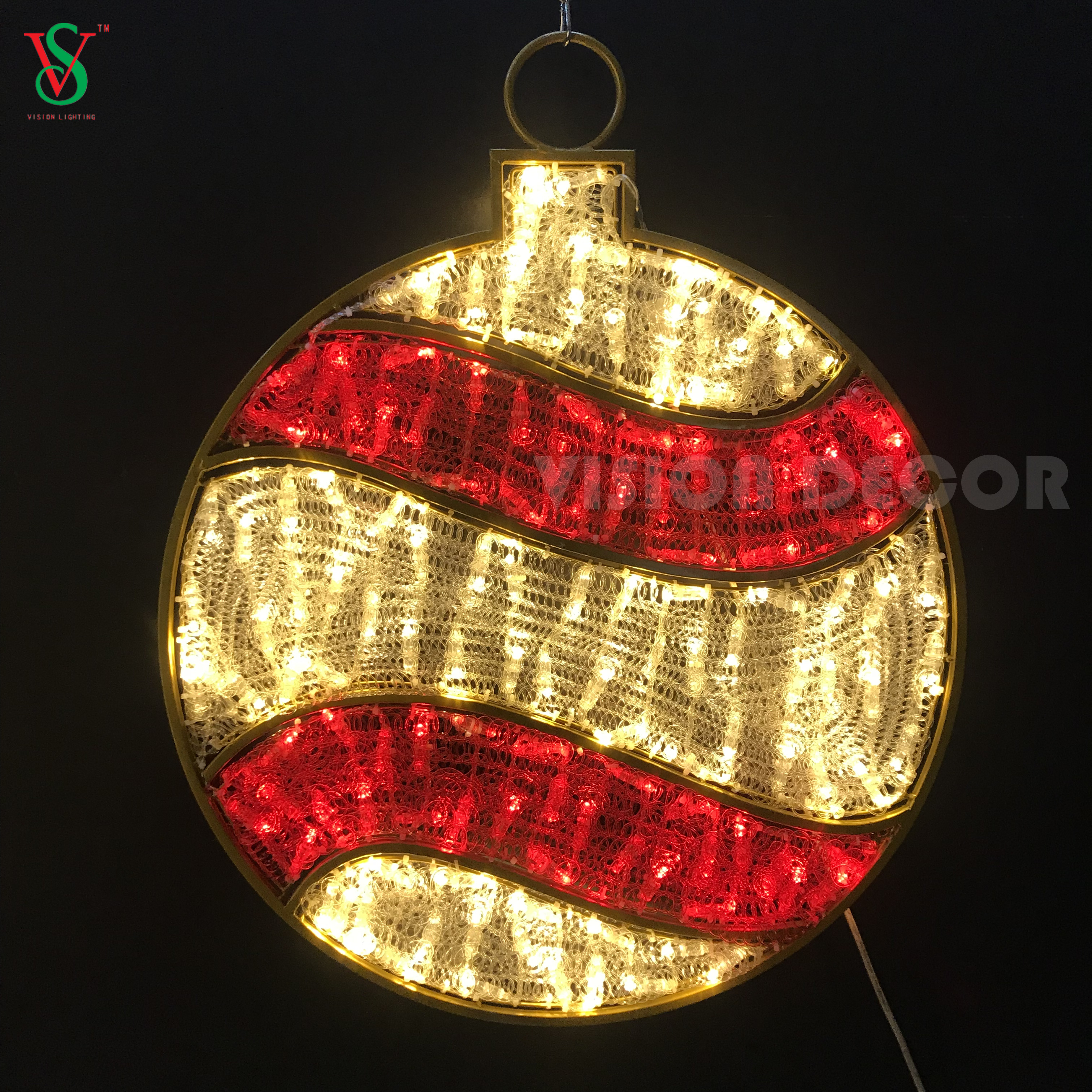 Christmas Shopping Mall Decorative