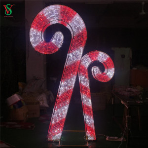 LED Christmas Motif Lights