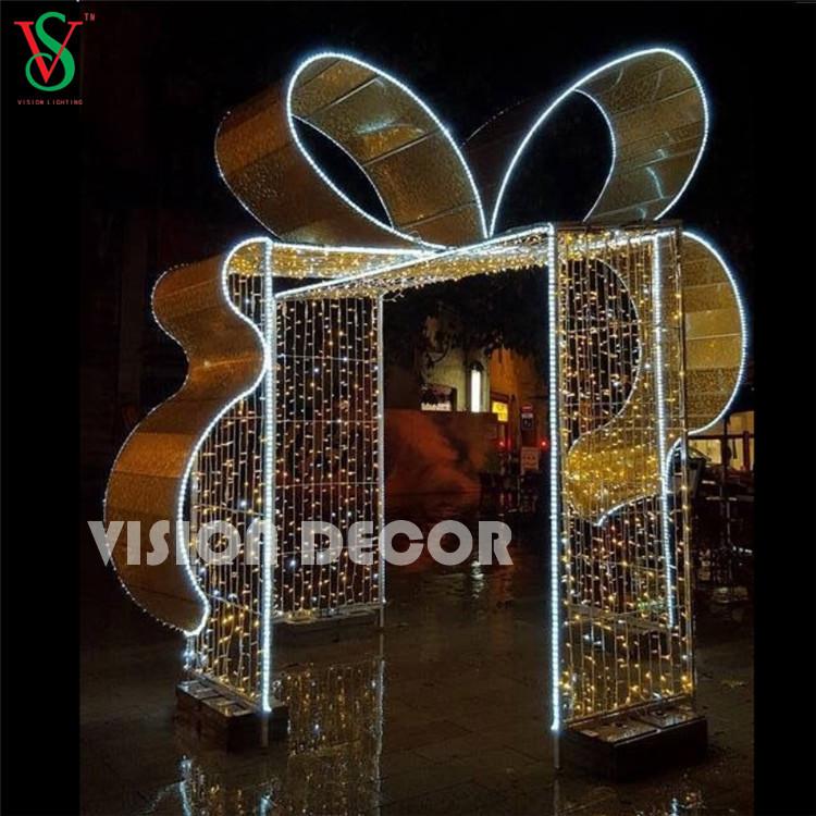Present Decorative Gift Box LED Lights