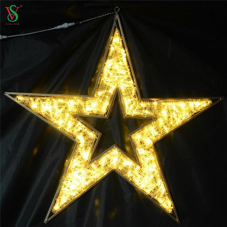 Star Light Window Decoration