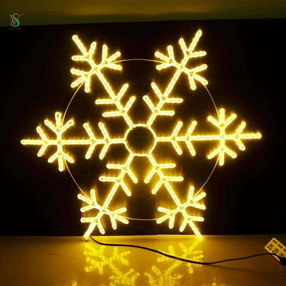 Christmas Snowflake Light