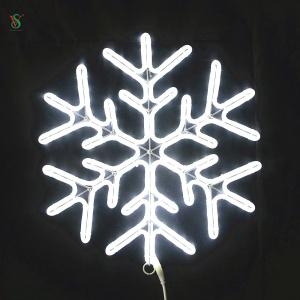 Christmas 2D Rope Motif Light