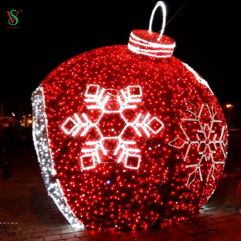 Commercial Street Decoration
