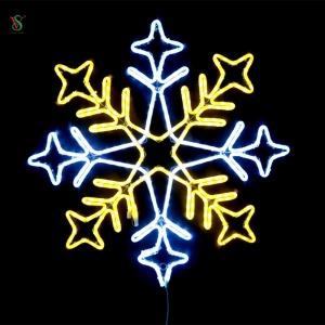 Christmas Rope Light Motif