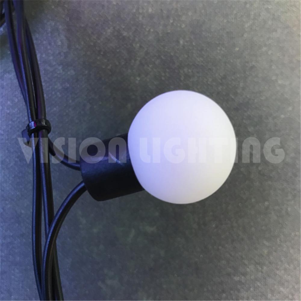 DMX RGB Ball Light