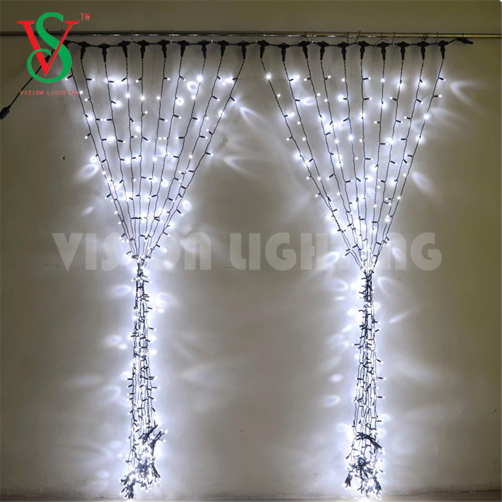 Holiday decoration LED curtain light