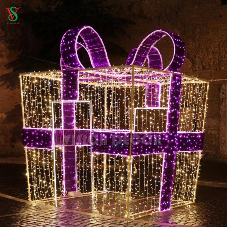 LED Decorative Christmas Gift Lights