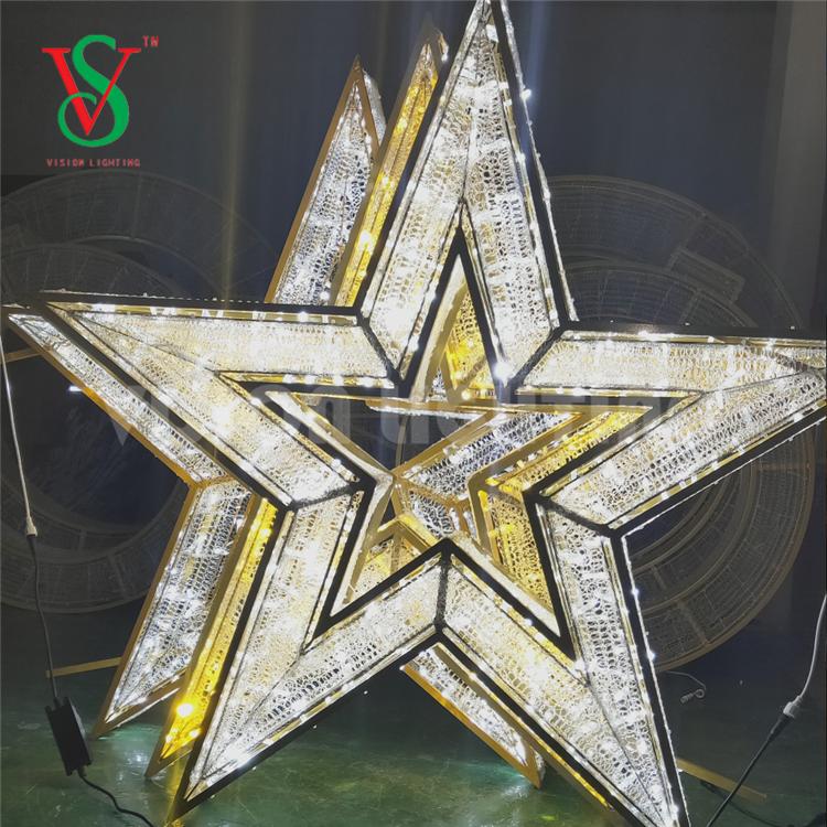 Giant LED Star Light