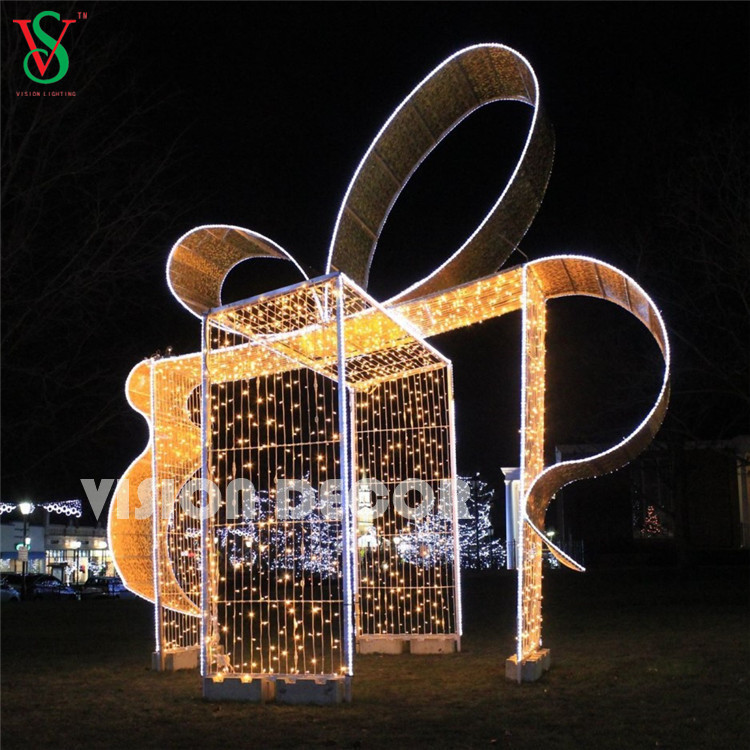 Waterproof Large Outdoor Lighted