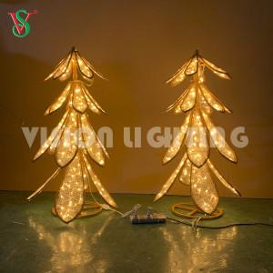Nuevo diseño Festival de Adornos Luces LED Decorativas de Navidad