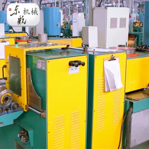 Design Of Wire Drawing Machine